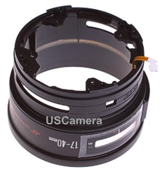 canon ef 17-40 4.0 L USM fixed sleeve assembly