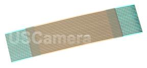 genuine metz mecablitz 48 / 58 AF-1 AF-2 20 wire cable