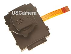 genuine metz replacement flash shoe assembly 44 AF canon