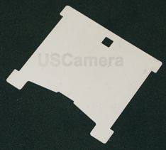 genuine metz mecablitz 48 / 58 AF-1 AF-2 reflector card