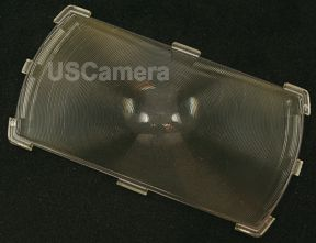 genuine metz 50 MZ5 series replacement fresnel lens.