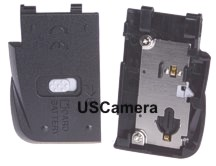 geniuine nikon L1 battery cover assembly