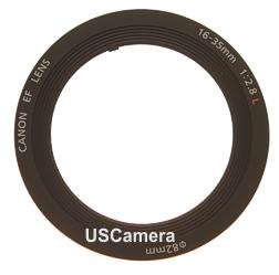 canon ef 16-35 2.8 L II usm name ring